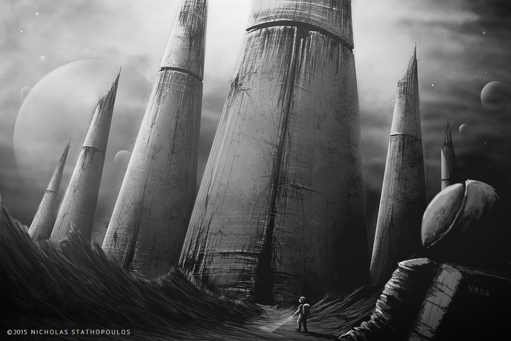 Towers // Nicolas Stathopoulos