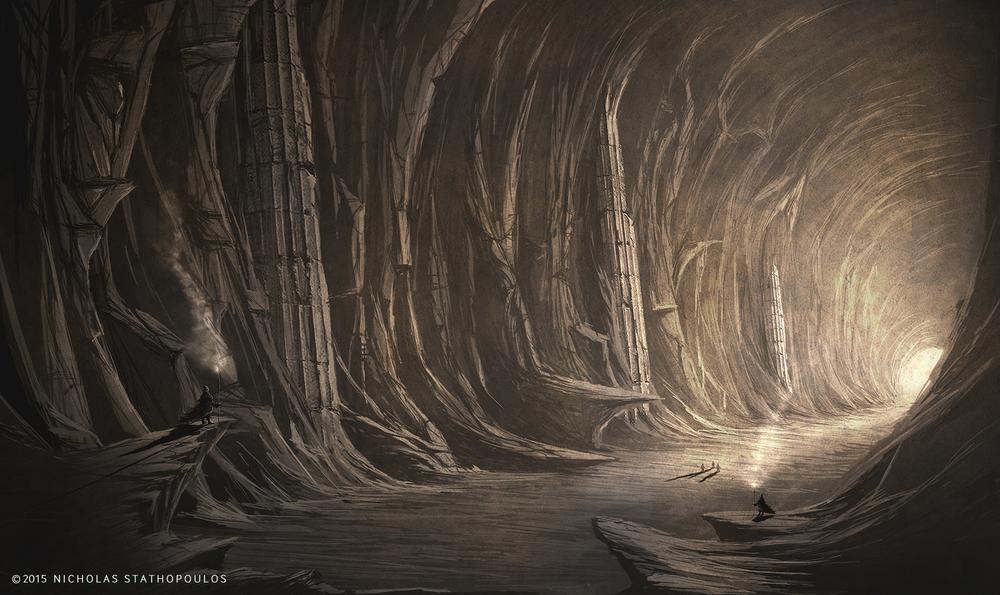 Cave 2.0 // Nicolas Stathopoulos