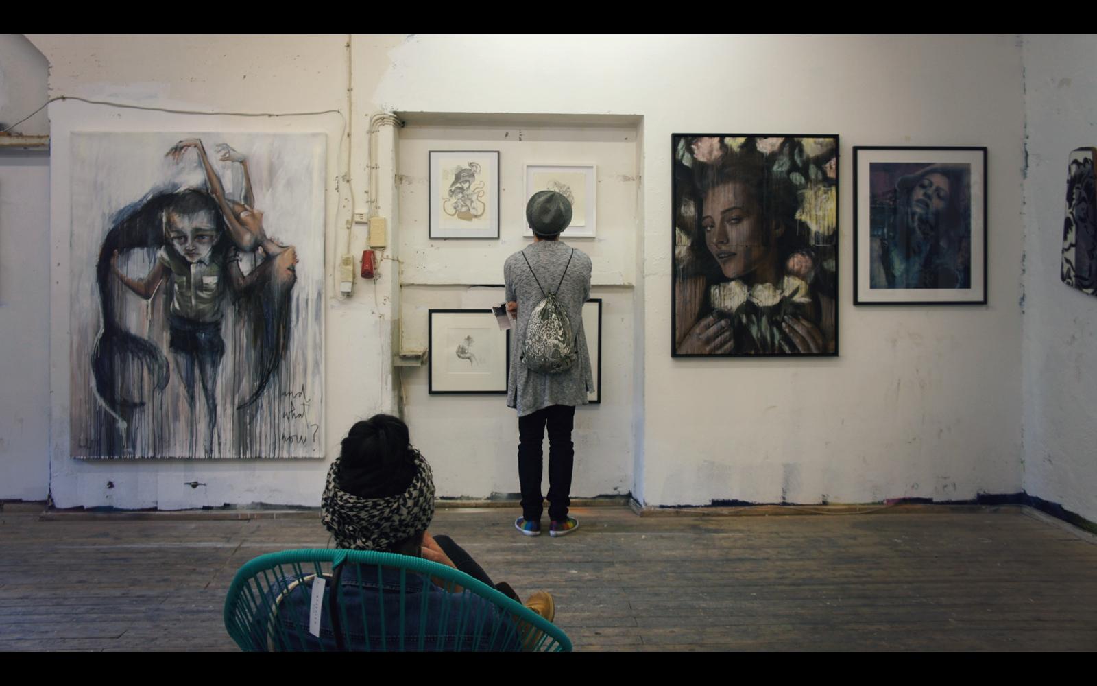 Stroke Art Fair 2016