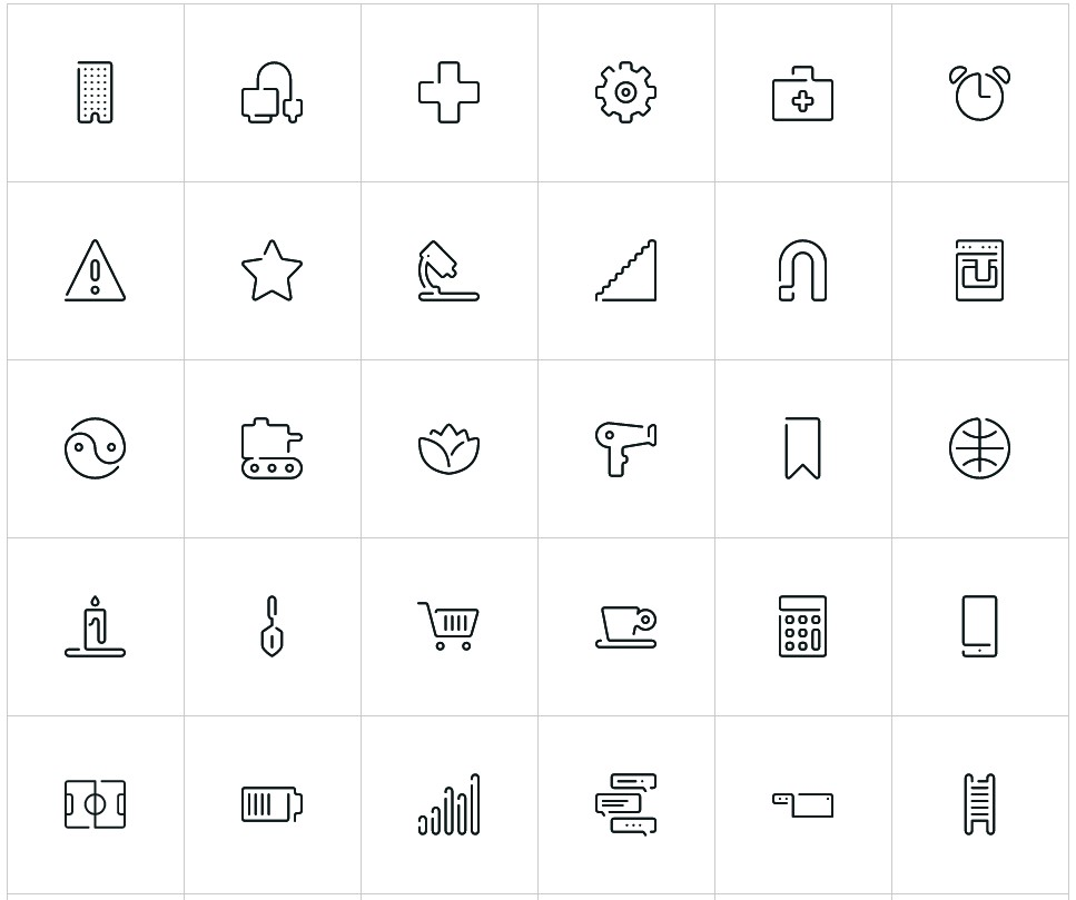 open-icon-iconset