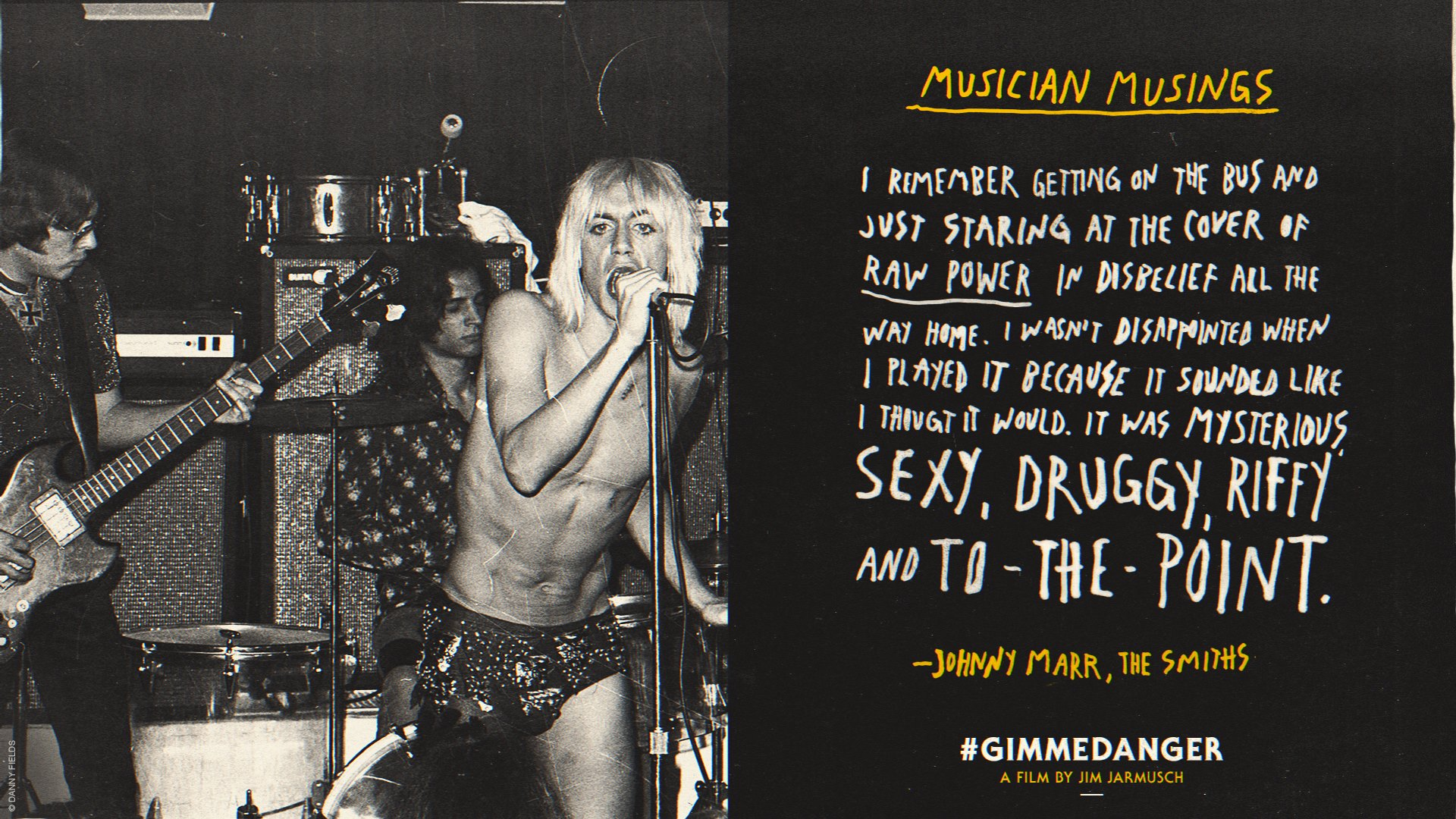 Iggy Pop Doku